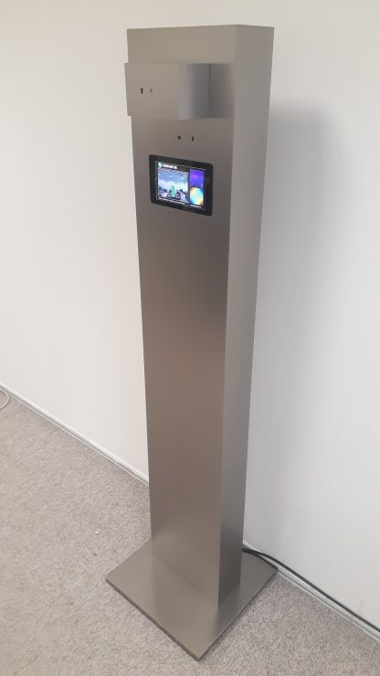 freestanding-contactless-automated-fever-detection-temperature-screening-kiosk